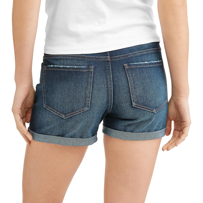 Time and Tru Womens Denim Shorts