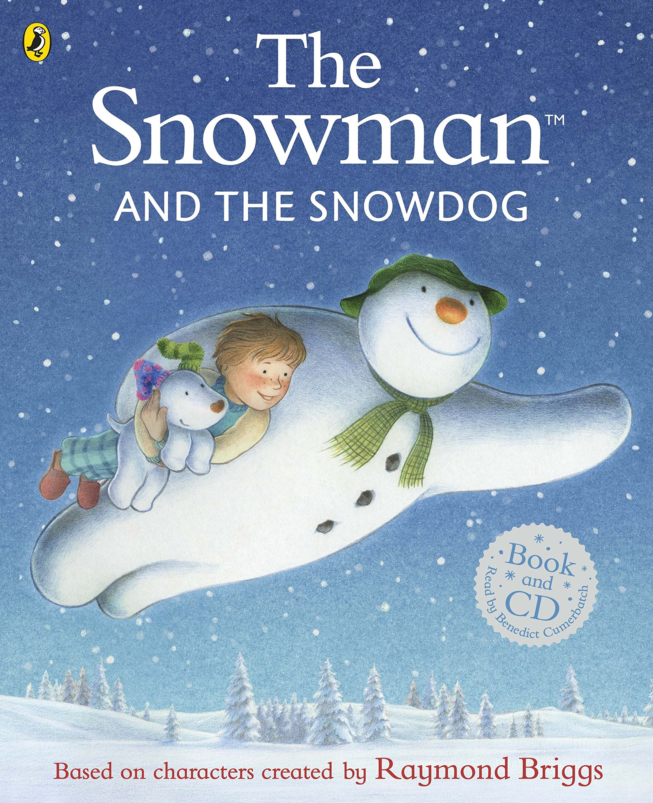 The Snowman and the Snowdog Amazon Raymond Briggs