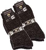 4 pares de gruesa y cálida lana calcetines, calcetines de invierno de Noruega