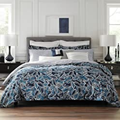 Jones New York Jones Beach Full/Queen Duvet Set