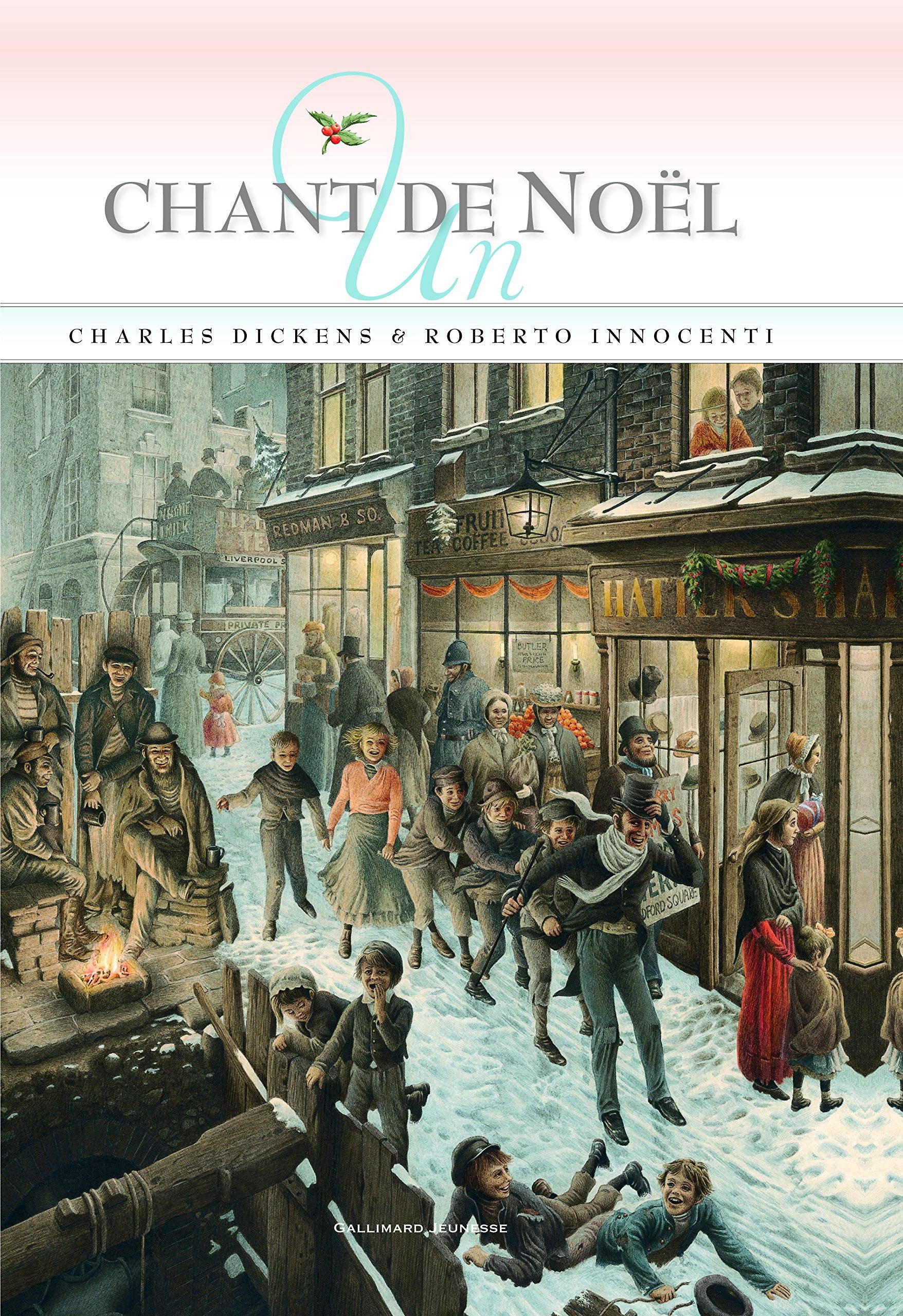 Un conte de Noël, Charles Dickens