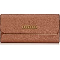 Caprese Nicole Women's Wallet (Bronze Metallic)