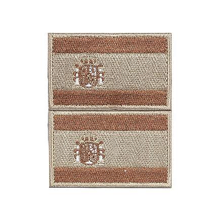 b86fbcebe123 Envio 24h 2 Parches Velcro x España Bandera Táctico bandera con velcro  podría ser pegado a la ropa, chaleco, gorra, mochila Directamente tan 2059