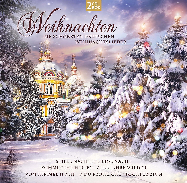 Weihnachten - Die Schönsten deutschen Weihnachtslieder - Tölzer ...