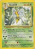 Base Set *Rare* #17/102 Beedrill Pokemon Card [Toy]