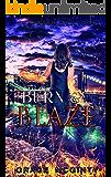 Burn And Blaze (The Azar Trilogy Book 2)
