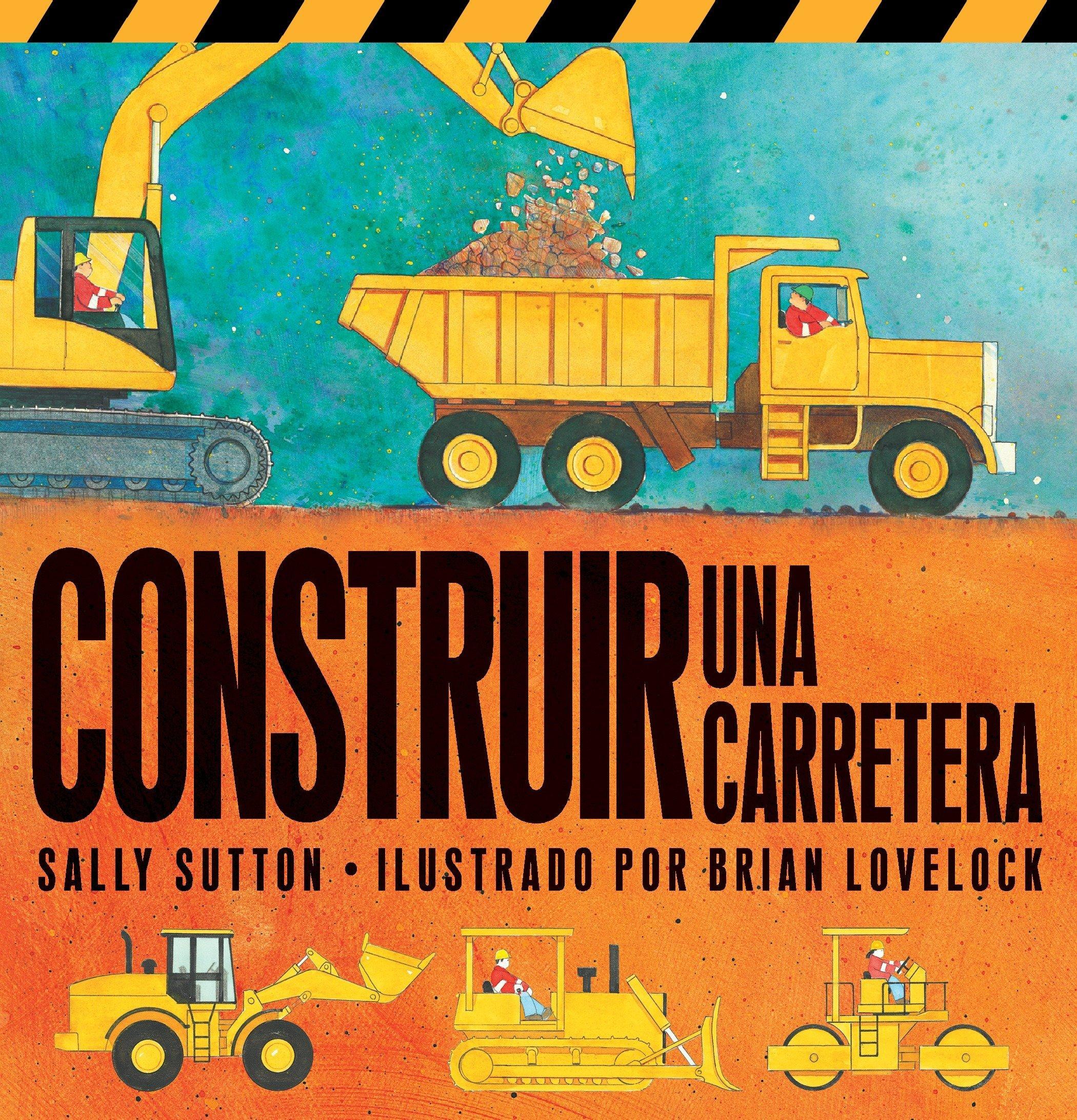 Construir Una Carretera (Roadwork) (Construction Crew) (Spanish Edition) ebook
