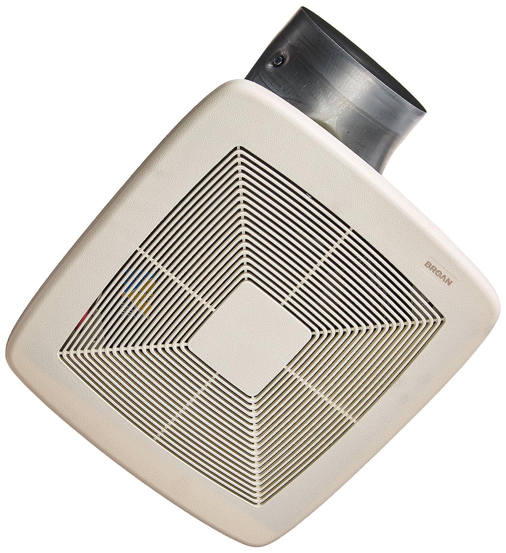 Broan ZB110 Ultra X2 Multi Speed Series Ventilation Fan Built In