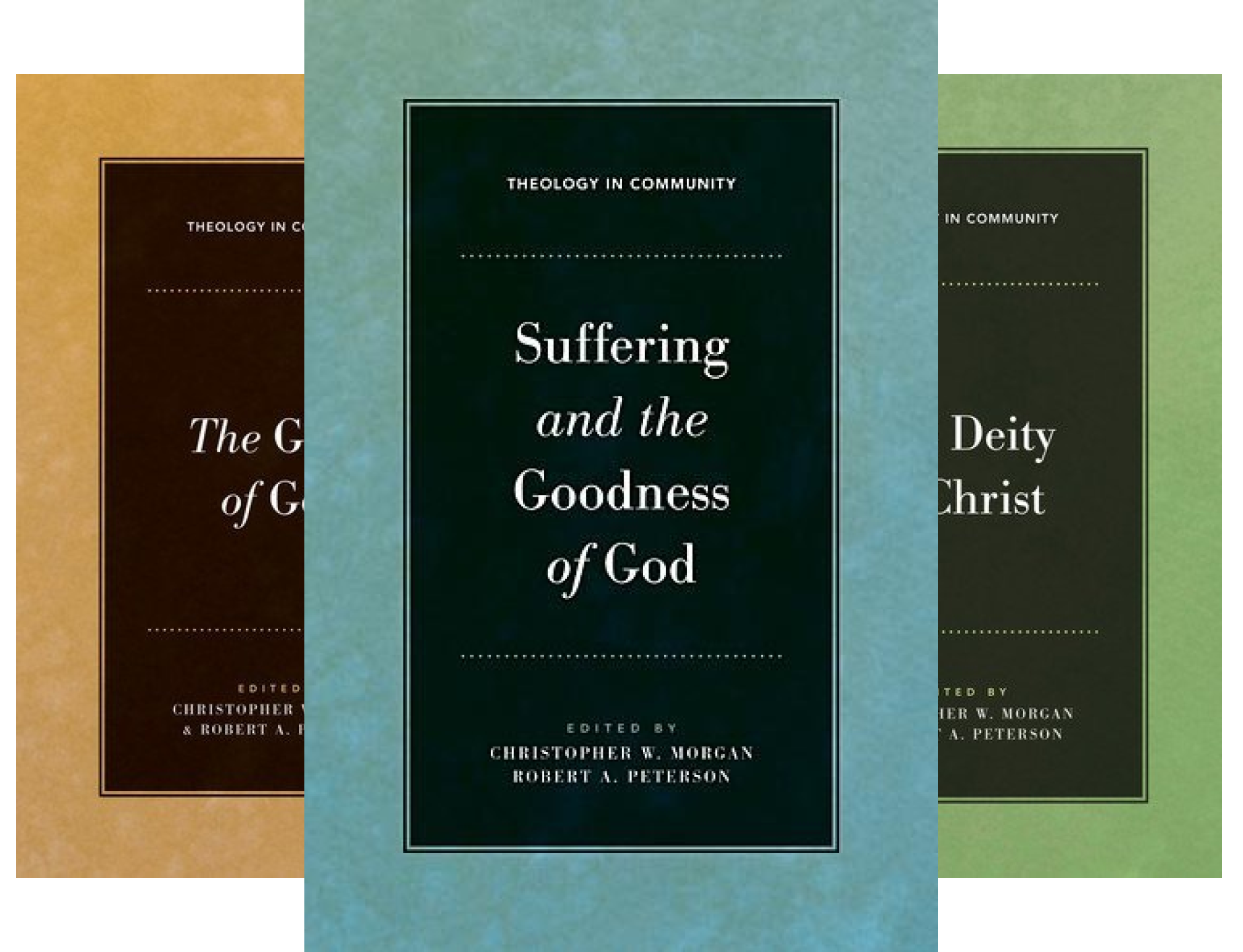 Theology in Community (6 Book Series)