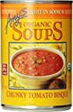 Amy's Organic Soups, Light in Sodium Tomato, 14.5 Ounce (Pack of 12)