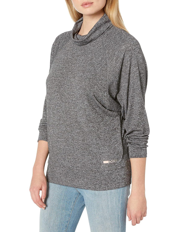 Roxy Womens Vinissa Loose Fit Fleece Pullover Top
