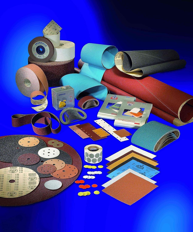 h/öchste Qualit/ät 5/Meter K/örnung 120/Workshop Rolle STARCKE Schleifmittel Flexible Tuch Schleifleinen Rolle K/örnung 120/40/mm x 5000/mm