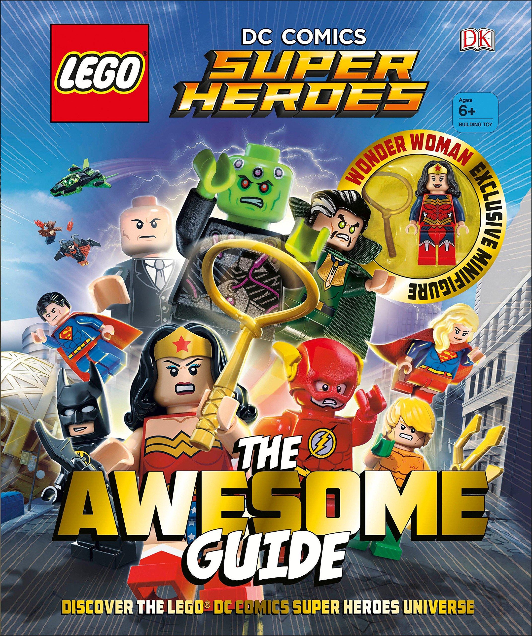LEGO%C2%AE Comics Super Heroes Awesome