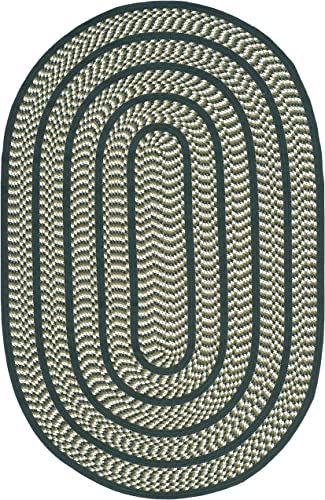Safavieh Braided Collection BRD401B Hand-woven Reversible Area Rug
