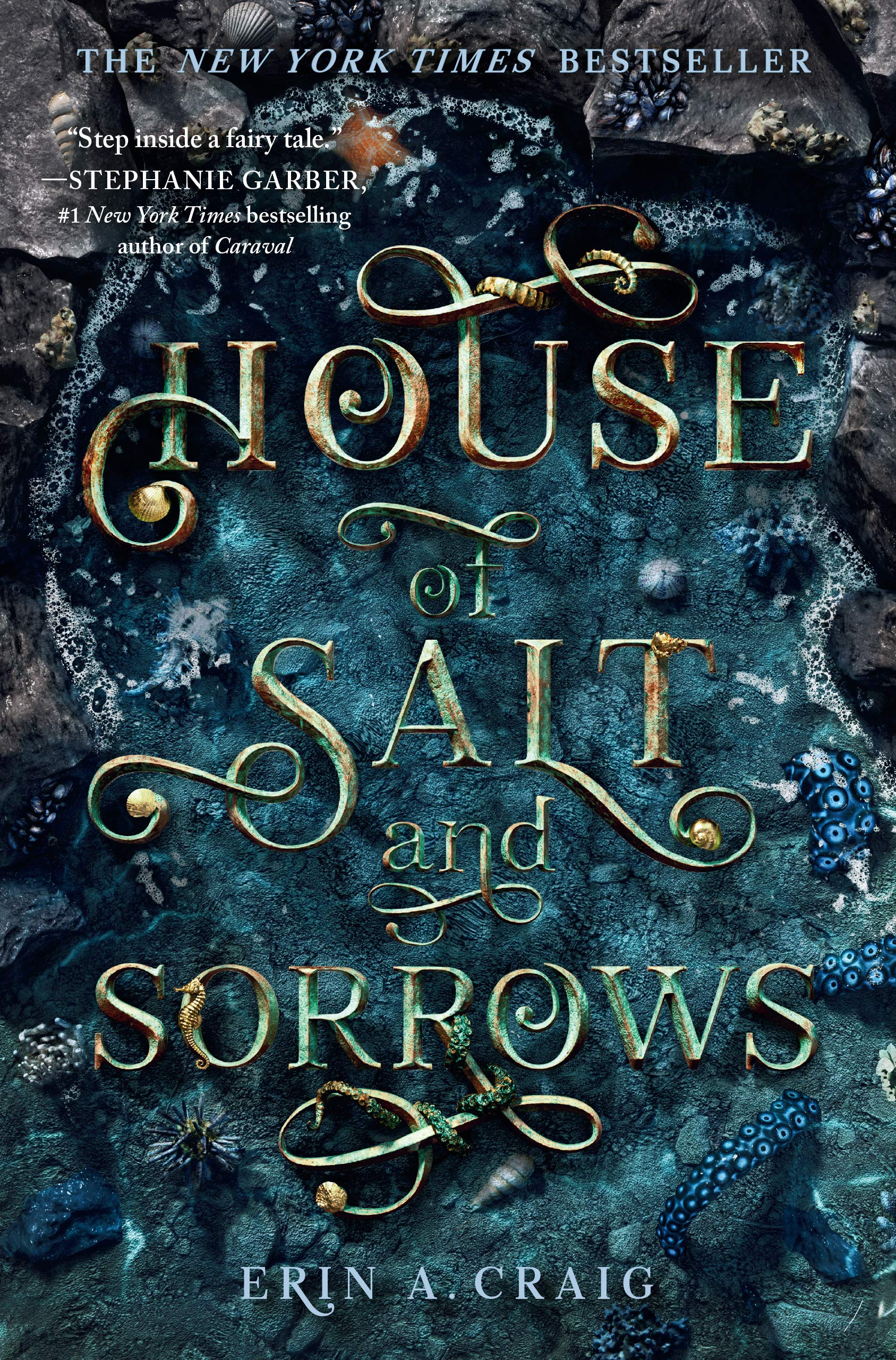 Amazon.com: House of Salt and Sorrows (9781984831927): Craig, Erin ...