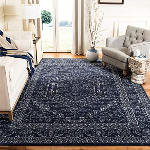 Safavieh Adirondack Collection ADR108N Oriental Medallion Non-Shedding Stain Resistant Living Room Bedroom Area Rug