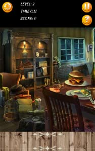 Abandoned Farmhouse - Hidden Objects Free Game from HOG Solution