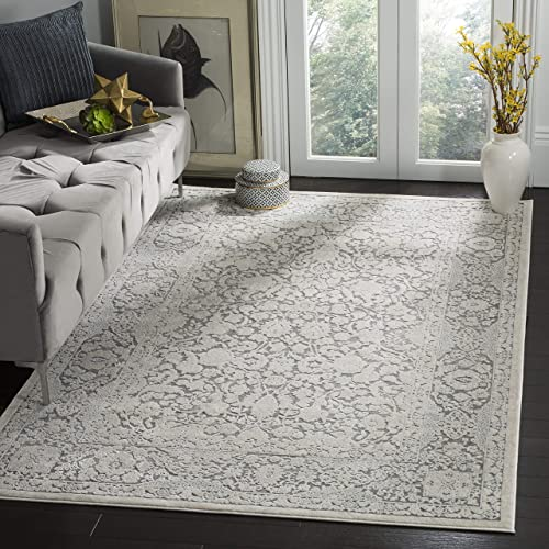 Safavieh Reflection Collection RFT667B Vintage Distressed Area Rug
