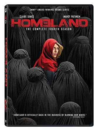 Amazon Com Homeland Season 4 Rupert Friend Tracy Tetts Claire Danes Lesli Linka Glatter Keith Gordon Michael Offer Movies Tv