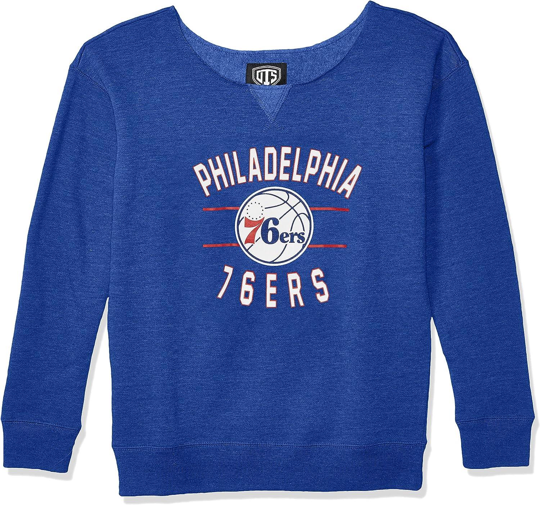 NBA Womens OTS Singleback Fleece Pullover