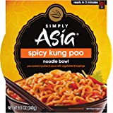 Simply Asia Spicy Kung Pao Noodle Bowl, 8.5 oz (Case of 6)