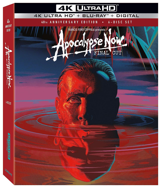 Amazon.com: Apocalypse Now Final Cut [Blu-ray]: Robert Duvall ...