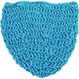 Yes!Fresh 1 Size Hair Net Snood-6 Same Color in 1 Pack(Select 9 Different Color)