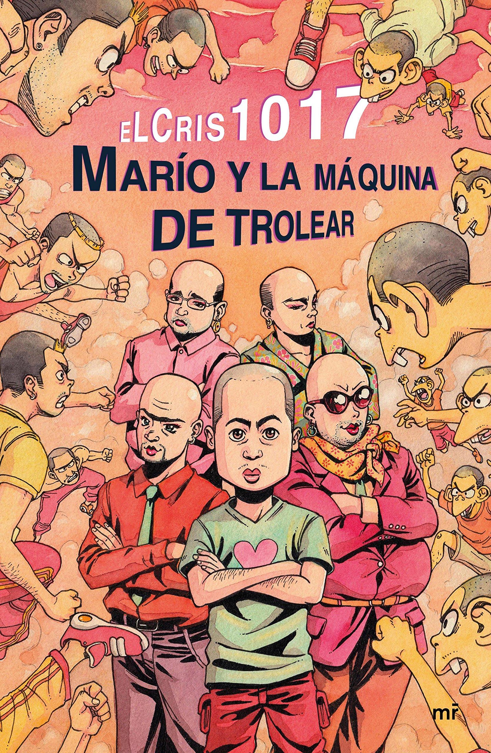 Marío y la máquina de trolear (Fuera de Colección): Amazon.es: eLCris: Libros