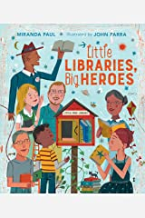 Little Libraries, Big Heroes Kindle Edition