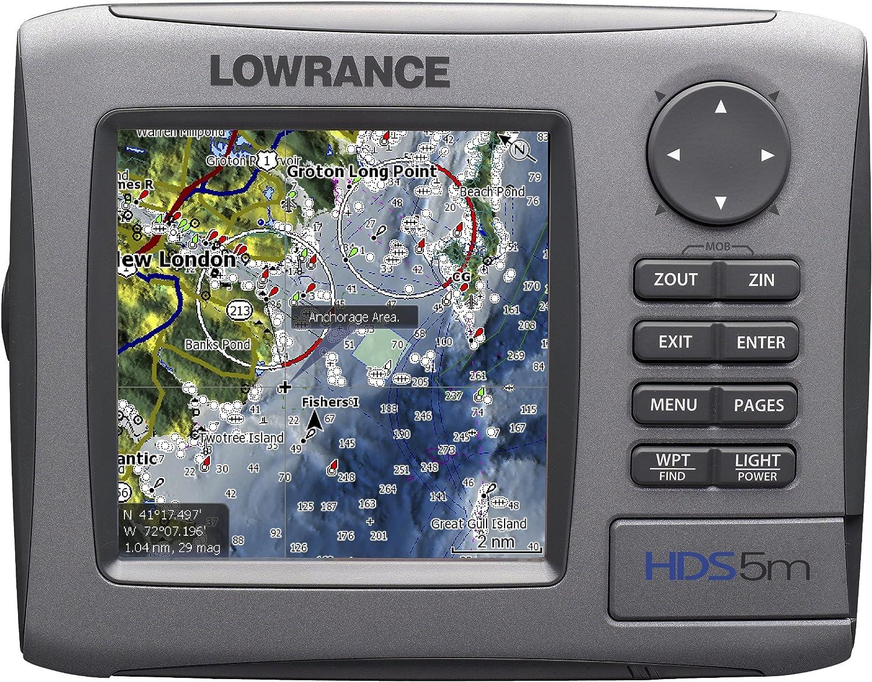 Lowrance HDS 15p-5 m – GPS multifunción: Amazon.es: Informática