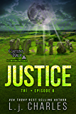 Justice: Caitlin's Tarot: The Ola Boutique Mysteries  Episode 8