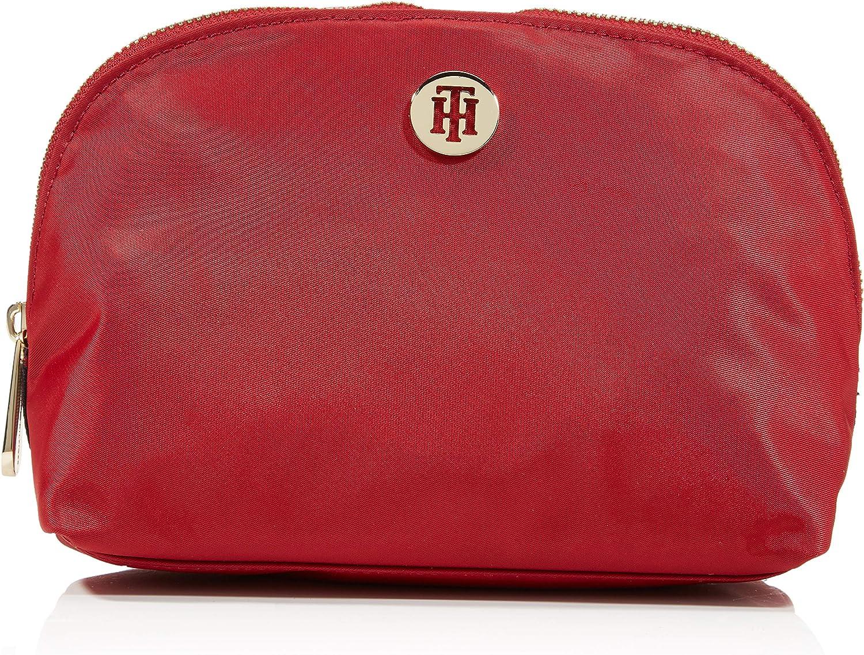 Tommy Hilfiger Poppy Washbag Corp, Productos de cuero pequeños para Mujer, Talla única