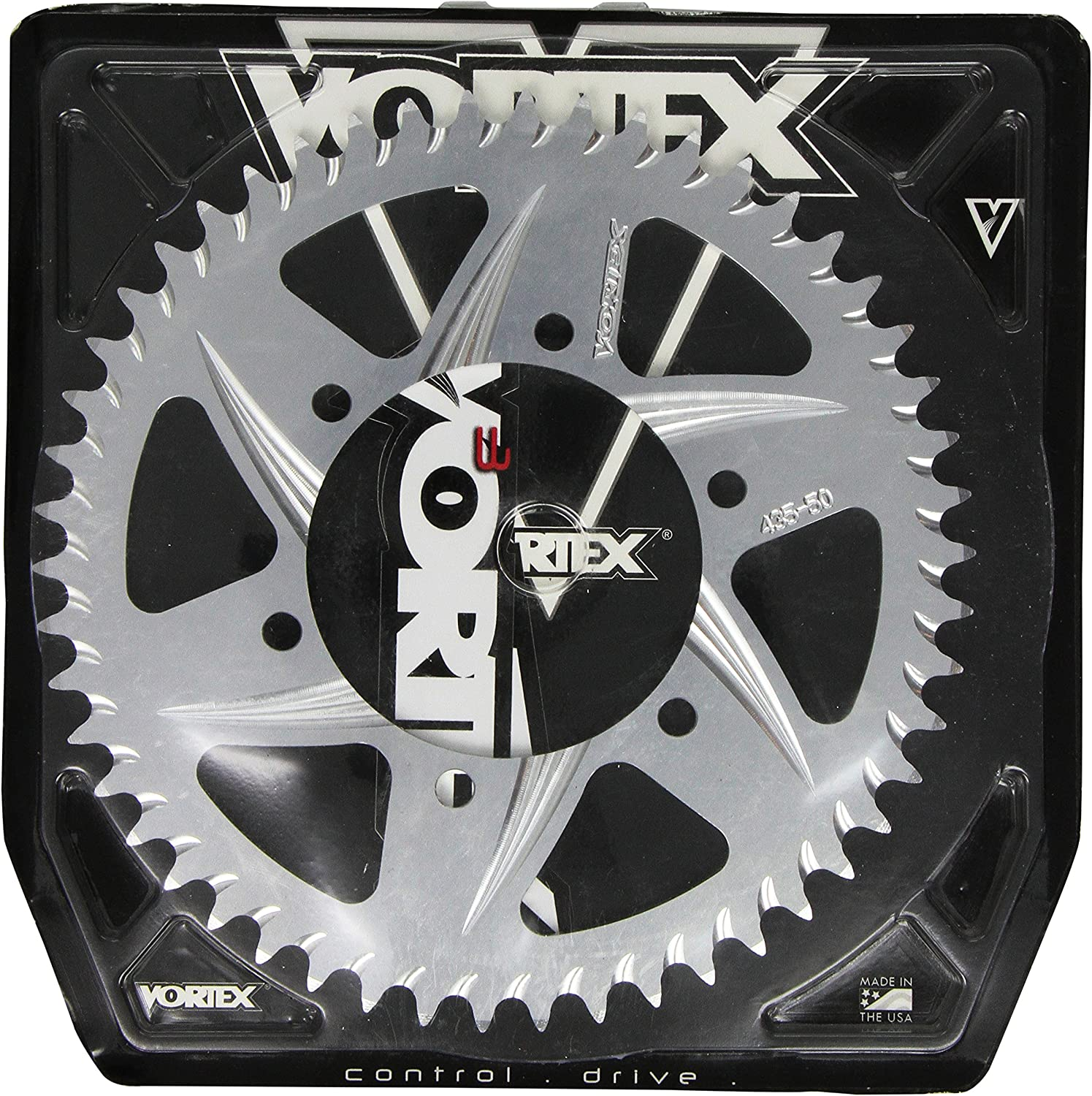 Vortex 111AZR-54 Red 54-Tooth Rear Sprocket