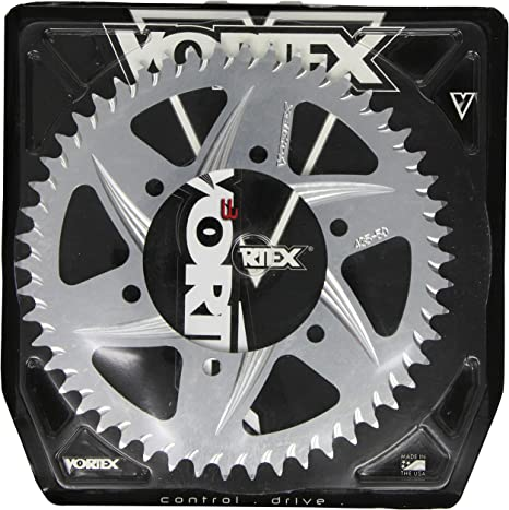 Vortex 840CK-50 Solid Black 50-Tooth Rear Sprocket
