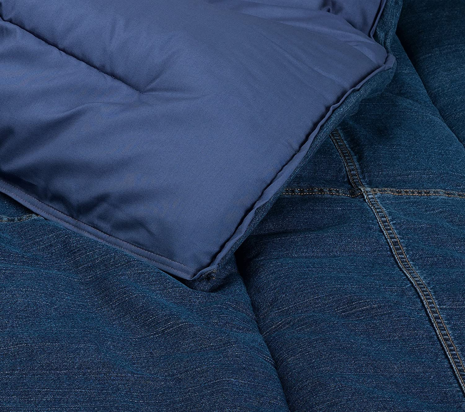 blue quilts comforters king set tommy denim ralph and queen comforter hilfiger size lauren