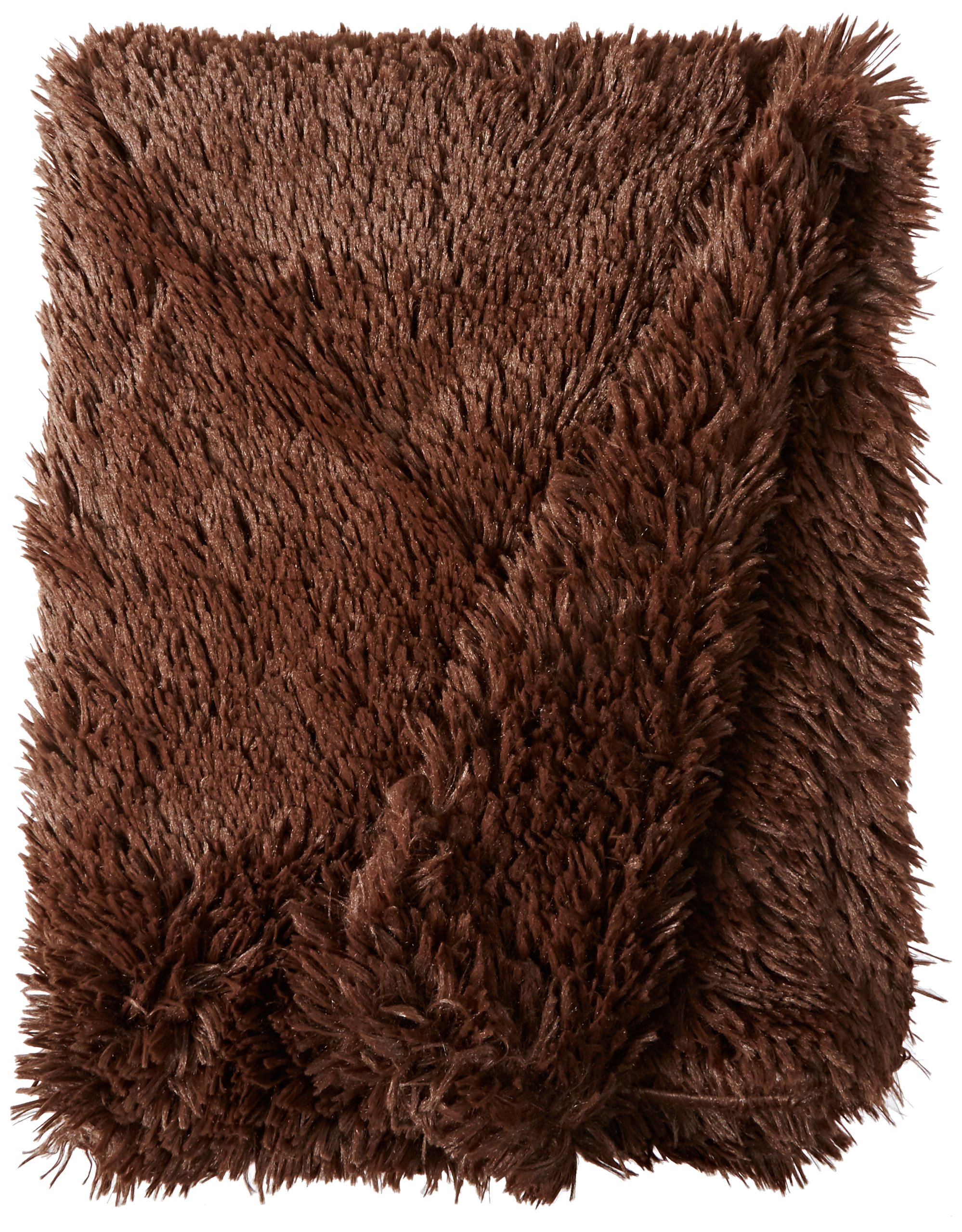 BESSIE AND BARNIE Pet Blanket, Medium, Grizzly Bear/Grizzly Bear without Ruffle