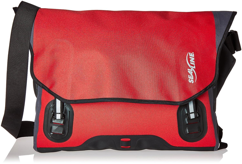 SEAL LINE URBAN SHOULDER BAG (LARGE RED) (Parallel Import) B00452YVEA