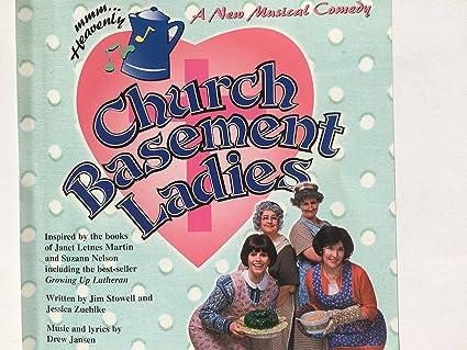 Amazing Church Basement Ladies