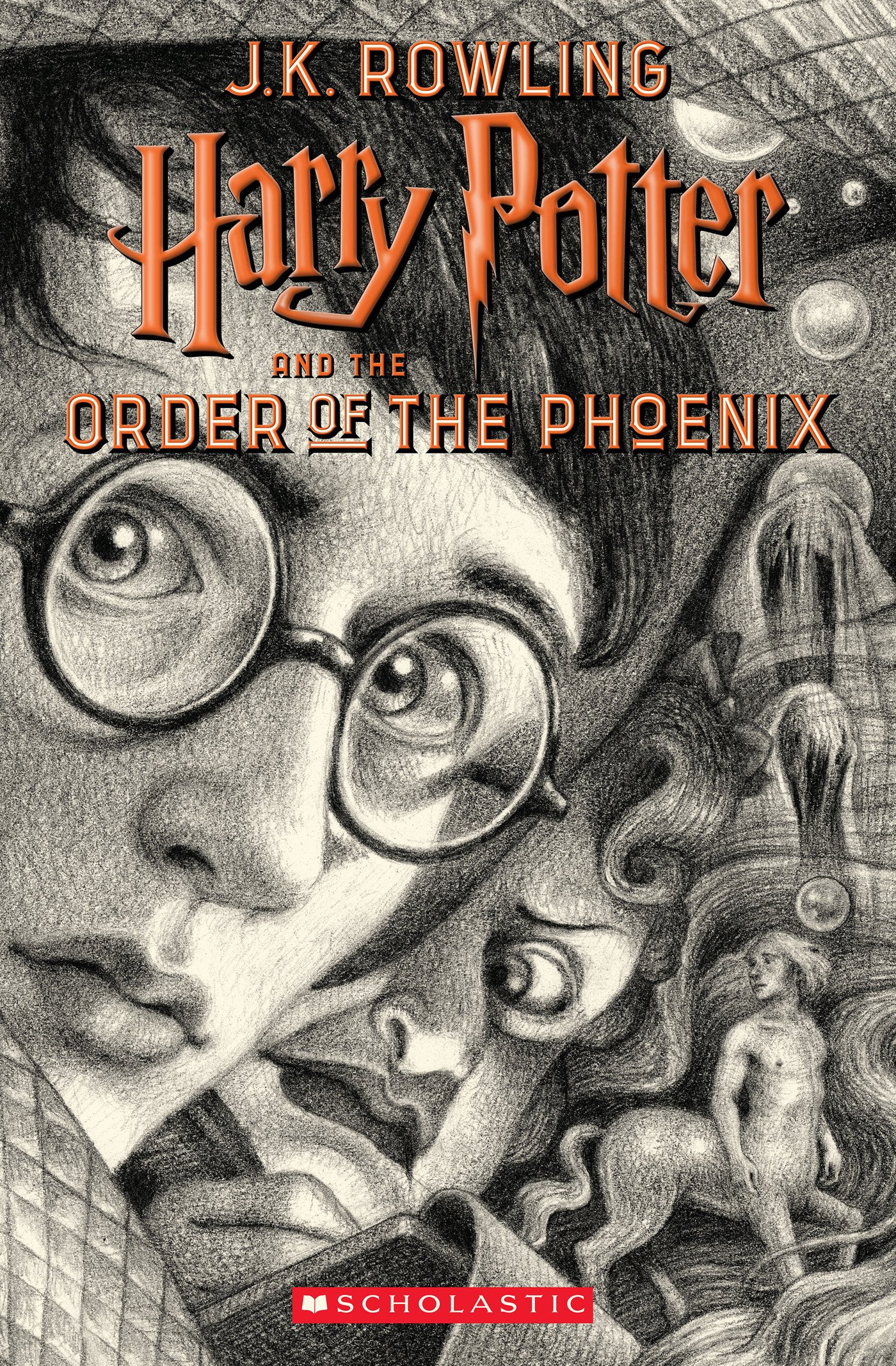 Harry Potter and the Order of the Phoenix, Volume 5: Amazon ...