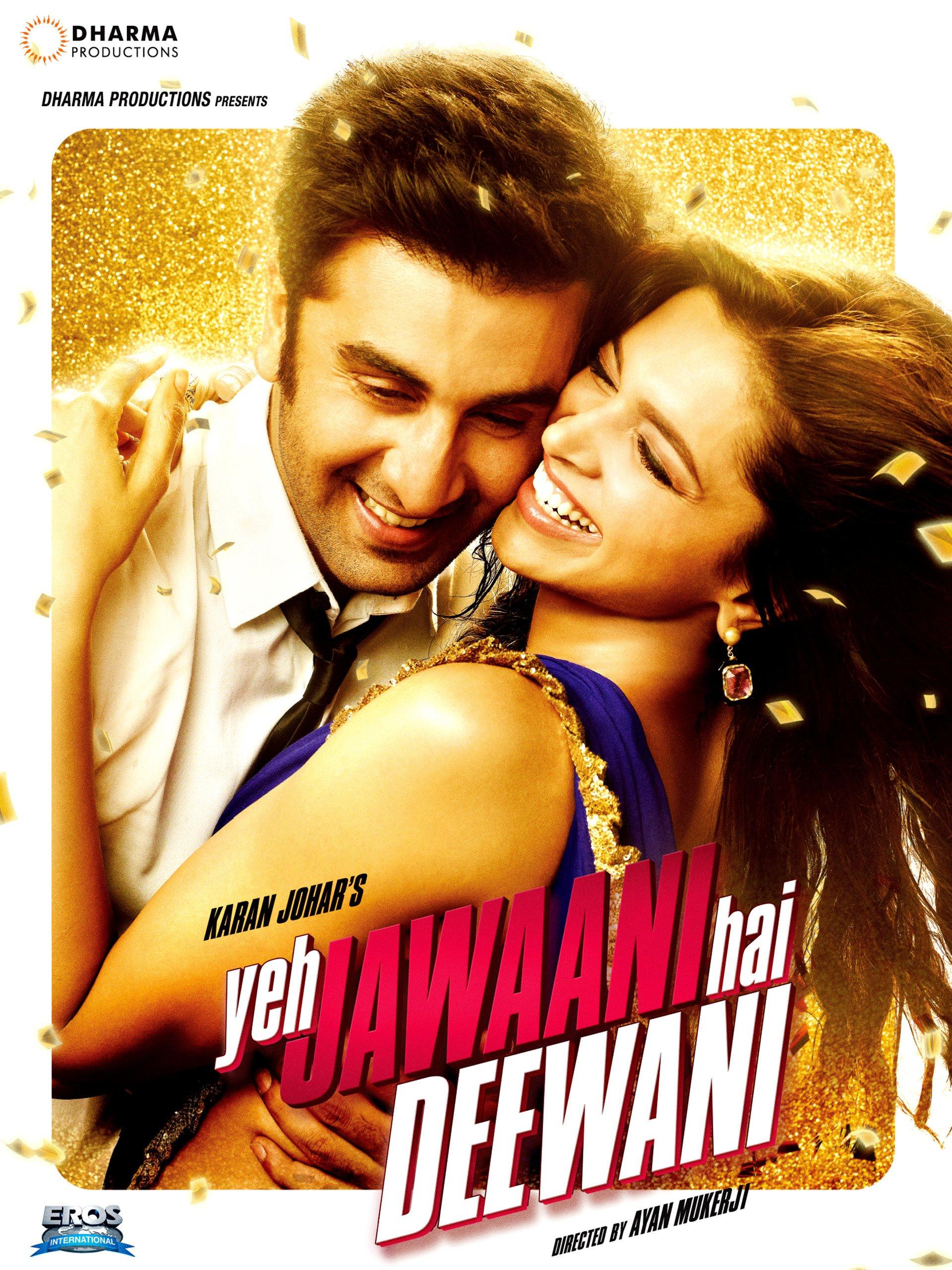 Amazon com: Watch Yeh Jawaani Hai Deewani | Prime Video