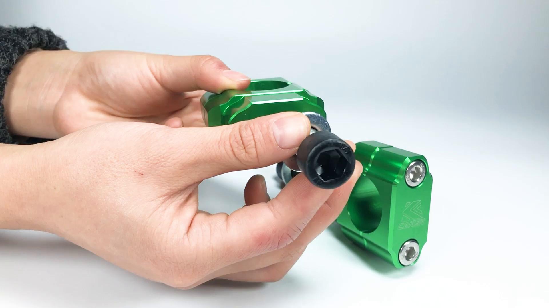 Rivco Products Handlebar Risers VTX13C017 0602-0421