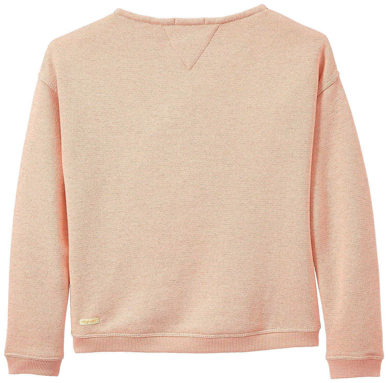 Tommy Hilfiger Carissa Bn HWK L/S, Suéter para Niñas, Rose (Peach Pearl PT) 10 años (140 cm): Amazon.es: Ropa y accesorios