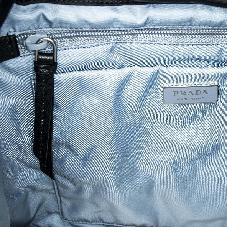 dd4c6f871b85 closeout amazon prada womens etiquette studded nylon backpack black casual  daypacks 433fb 1a300