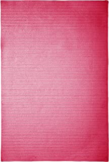 """product image for Colonial Mills Simply Home Solid Area Rug, 14""""x17"""", Magenta"""