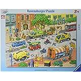 Ravensburger 06135 - Lebendige Stadt Kinderpuzzle