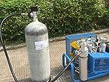 IORMAN 9L 95cf Air Tank Carbon Fiber (Empty