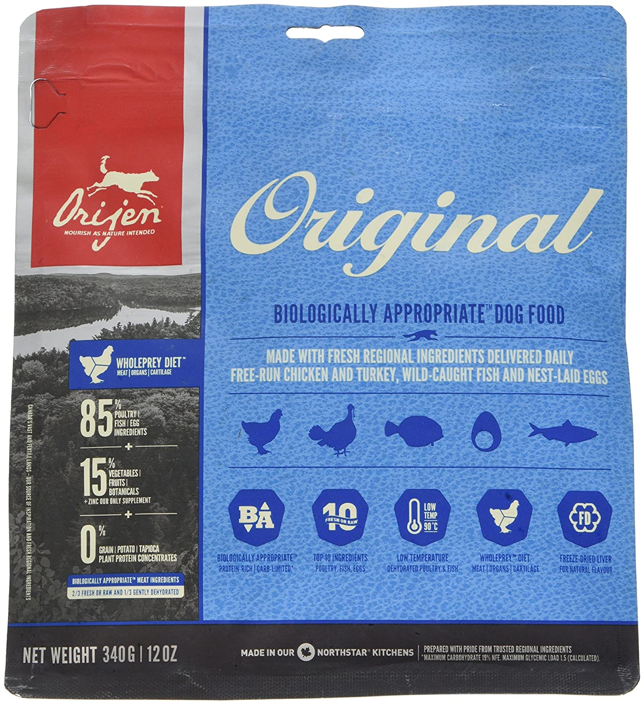 Orijen Adult Original Food, 2 kg: Amazon.co.uk: Pet Supplies