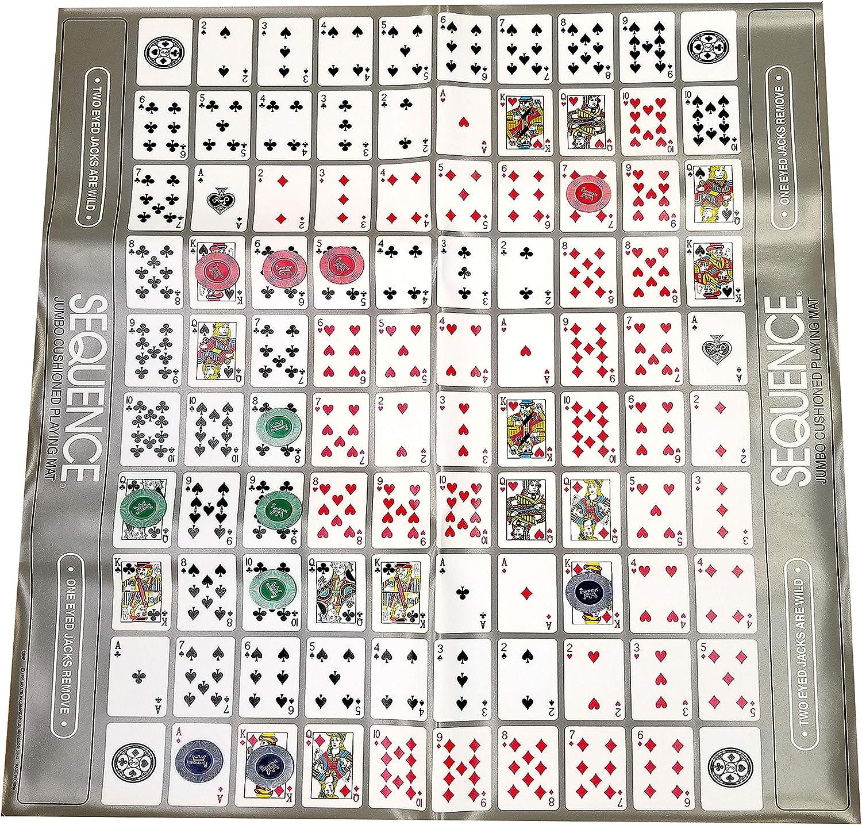 Jumbo Sequence Box Edition by Jax: Amazon.es: Juguetes y juegos