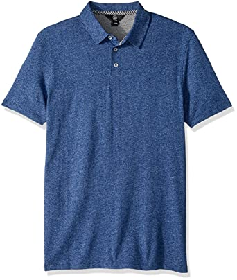 Volcom Wowzer Camiseta Azul Polo Camisa: Amazon.es: Deportes y ...