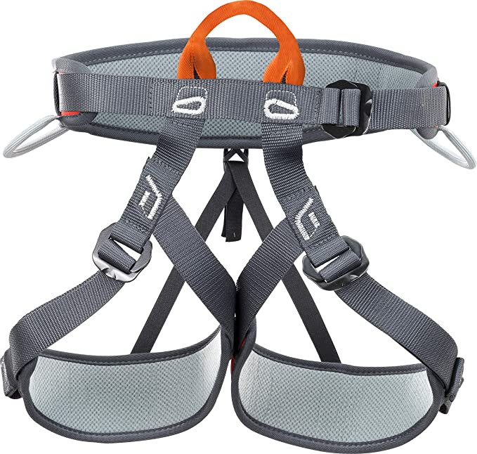 Climbing Technology Explorer, Arnés, Color Negro/Naranja, Talla ...